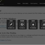 Jak na screenshoty na webu – Pixlr Grabber