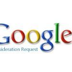 Jak správně poslat žádost o nové posouzení webu u Google (reconsideration request)