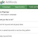 Rozlučte se nástrojem pro návrh klíčových slov AdWords, přichází Plánovač
