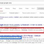 Google redesignoval SERP