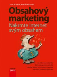 Obálka ke knize Obsahový marketing