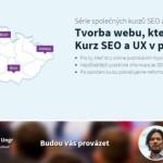 SEOUX.cz kurz tvorby webu zaměřený na SEO a UX