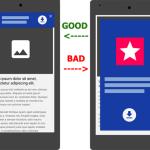 Google penalizuje mobilní weby, které tlačí k instalaci aplikace