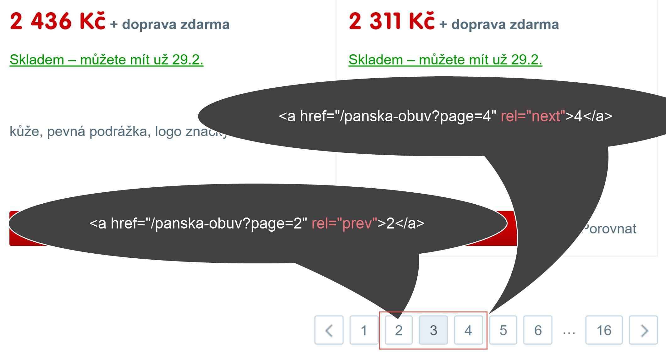 Jak správně na stránkování z pohledu SEO « Pavel Ungr 363ac11c79