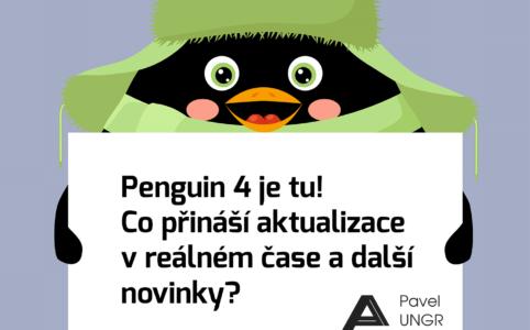 Novinky o aktualizaci Penguin 4